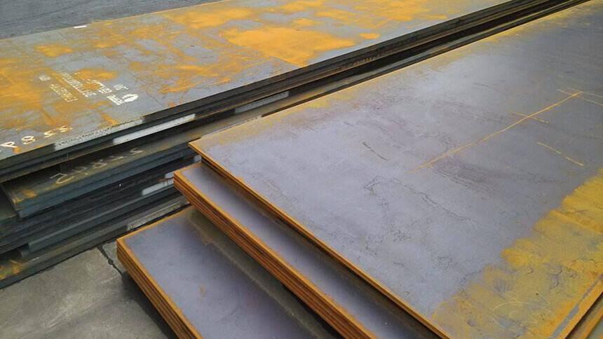 Stahl St37-2 Werkstoff 1.0037 Neue Bezeichnung DIN 17100 St37 Baustahl