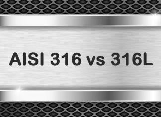 316 vs 316L Edelstahl aisi 316l werkstoff 316l