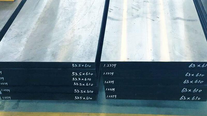 Werkstoff 1.2379 Stahl X153CrMoV12 werkzeugstahl