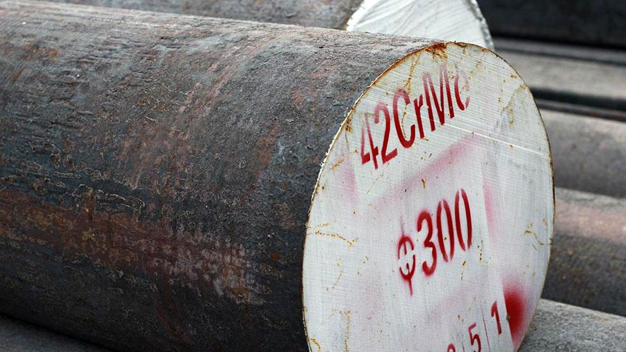 werkstoff 1.7227 material 42CrMoS4 stahl